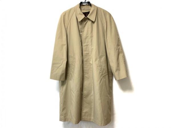 Diolen(ディオレン) コート サイズL メンズ ベージュ ネーム刺繍/冬物