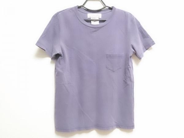 REMI RELIEF(レミ レリーフ) 半袖Tシャツ サイズM メンズ パープル The Golden State