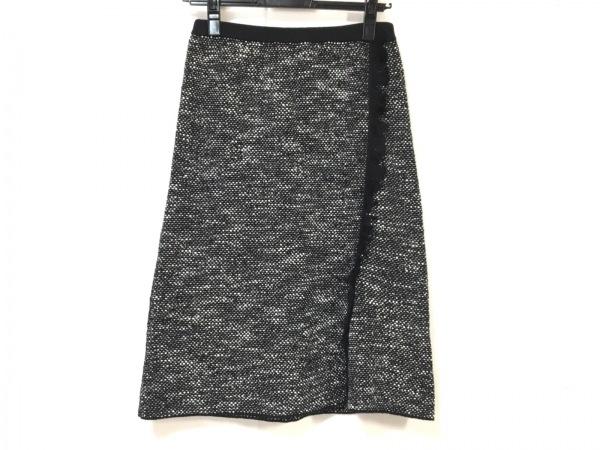 theory(セオリー) スカート サイズS レディース美品  黒×白