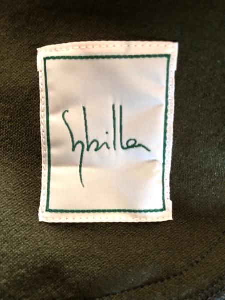 Sybilla(シビラ) パンツ サイズS レディース ダークグリーン