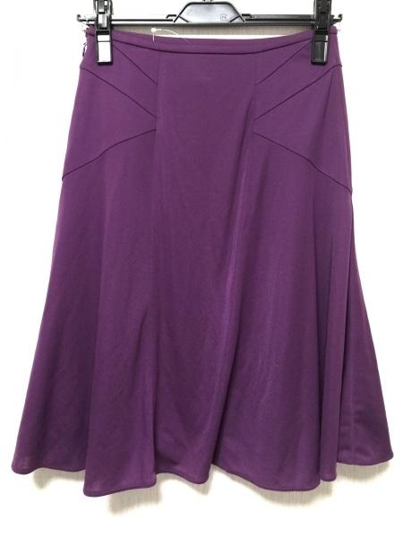 MATERIA(マテリア) スカート サイズ36 S レディース パープル 2