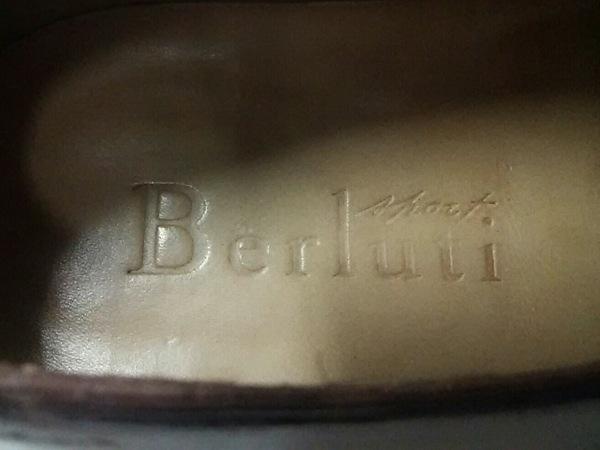 berluti(ベルルッティ) シューズ メンズ ダークブラウン レザー