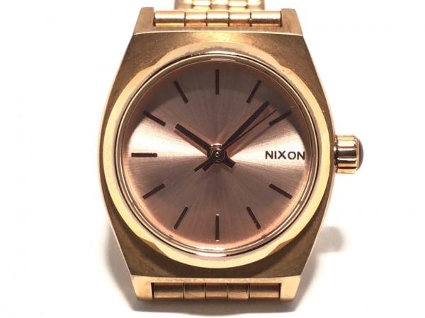 NIXON(ニクソン) 腕時計 MINIMIZED - レディース ピンクゴールド