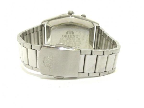 ORIENT(オリエント) 腕時計 EMAV-C1 メンズ 白