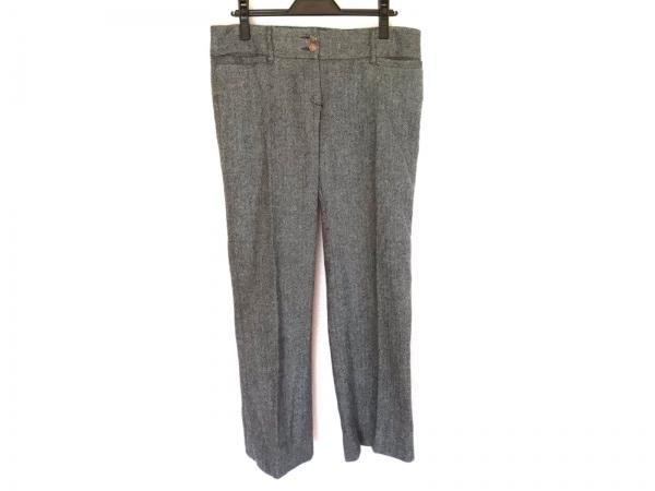 DOLCE&GABBANA(ドルチェアンドガッバーナ) パンツ サイズ42 XS メンズ 黒×グレー