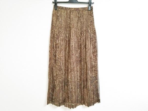 Leilian(レリアン) ロングスカート サイズ9 M レディース美品  プリーツ
