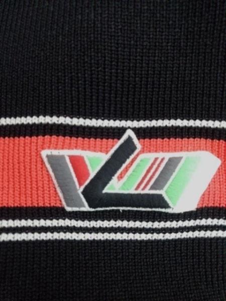 ルイヴィトン 半袖セーター サイズXS レディース美品 7