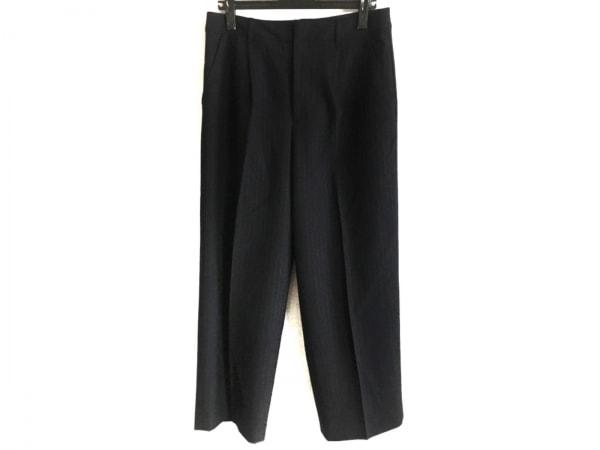 自由区/jiyuku(ジユウク) パンツ サイズ40 M レディース 黒×白