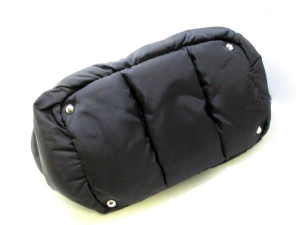 PRADA(プラダ) ハンドバッグ - 黒 キルティング ナイロン