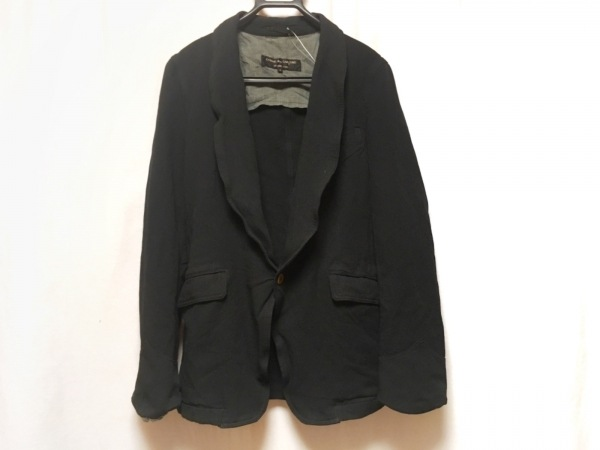 コムデギャルソンオムプリュス ジャケット サイズS メンズ 黒