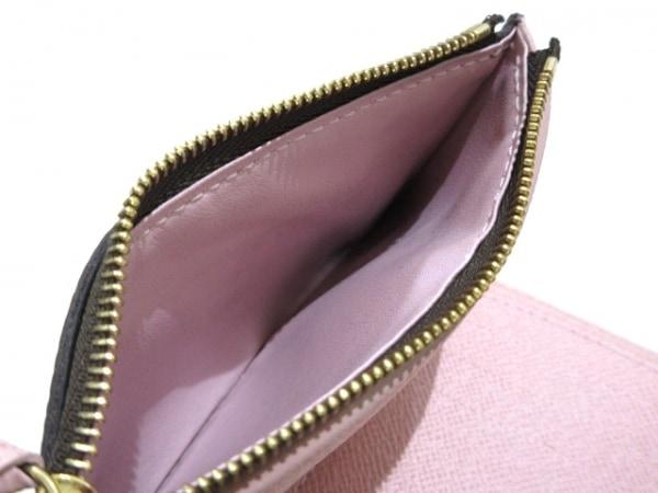 ルイヴィトン 3つ折り財布 モノグラム ポルトフォイユヴィクトリーヌ M62360