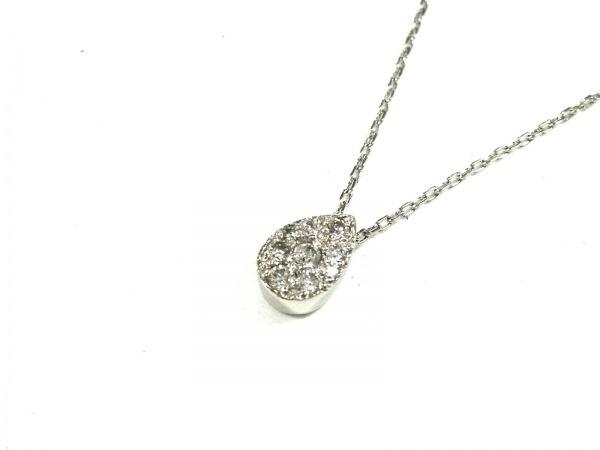 VENDOME(ヴァンドーム青山) ネックレス美品  Pt950×Pt850×ダイヤモンド