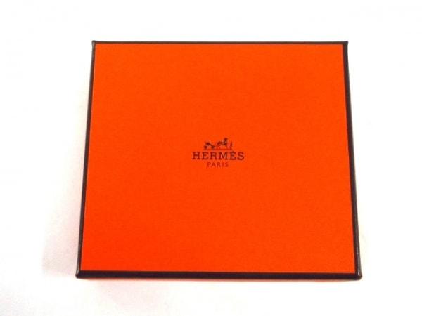 HERMES(エルメス) コインケース美品  バスティア チョコレート 6