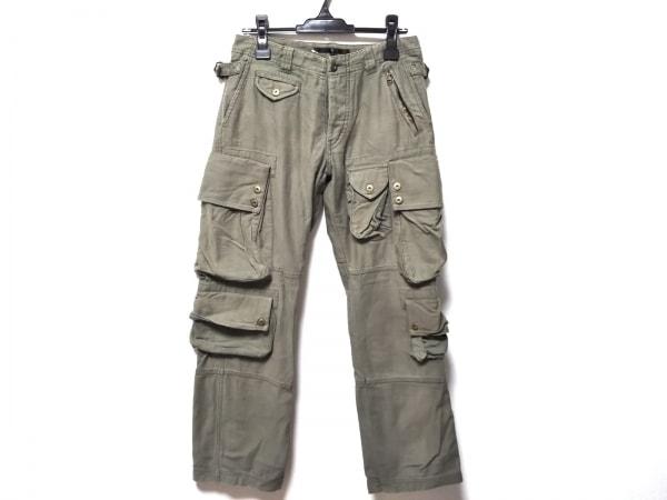 NOID(ノーアイディー) パンツ サイズ1 S メンズ ダークグリーン