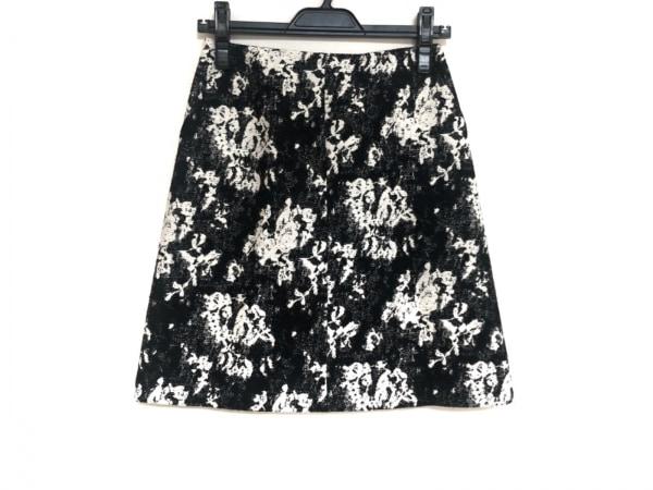 PAULEKA(ポールカ) スカート サイズ36 S レディース新品同様  黒×白