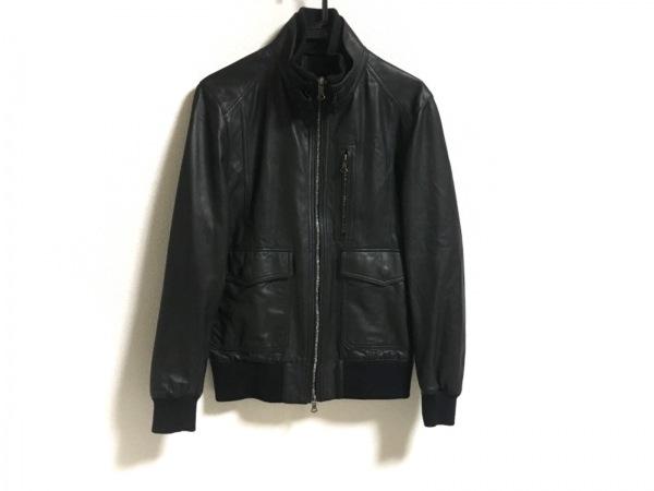 EDIFICE(エディフィス) ライダースジャケット サイズ38 M メンズ美品  黒