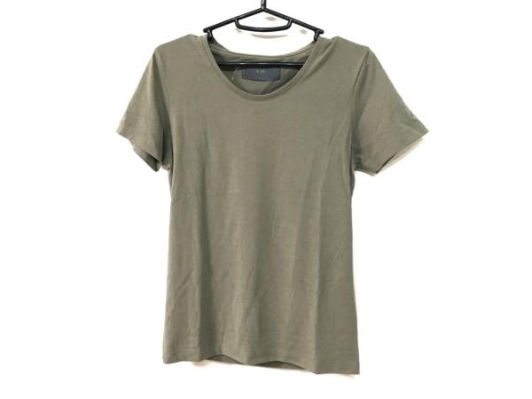 WJK(ダブルジェイケイ) 半袖Tシャツ サイズS メンズ カーキ