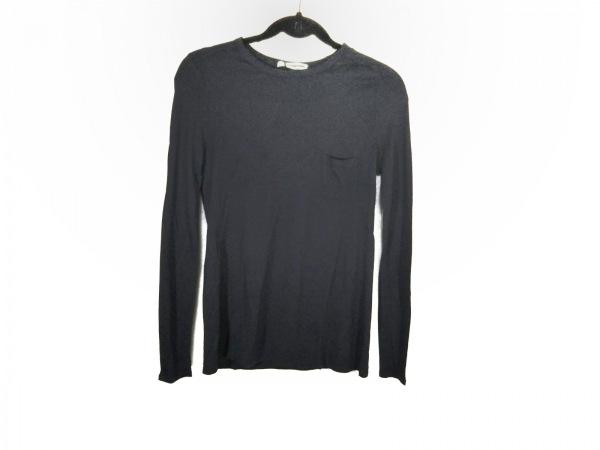 アレキサンダーワン 長袖Tシャツ サイズXS レディース美品  ネイビー