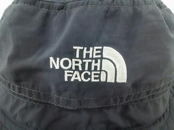 THE NORTH FACE(ノースフェイス) ハット M グレー ナイロン