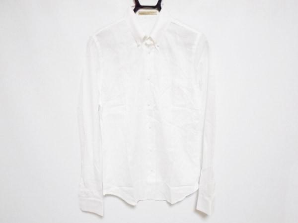 BALENCIAGA(バレンシアガ) 長袖シャツ サイズS メンズ 白