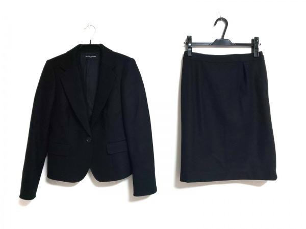 UNITED ARROWS(ユナイテッドアローズ) スカートスーツ サイズ38 M レディース 黒