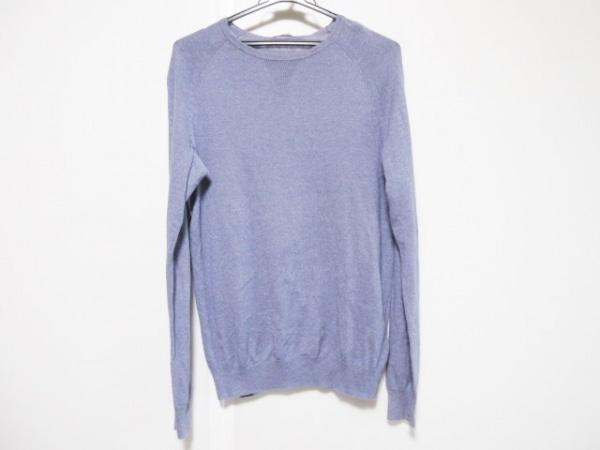 DENHAM(デンハム) 長袖セーター メンズ パープル