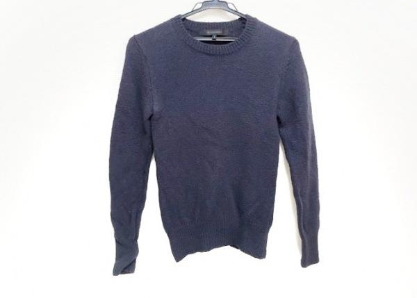DESIGNWORKS(デザインワークス) 長袖セーター サイズS メンズ美品  ダークグレー