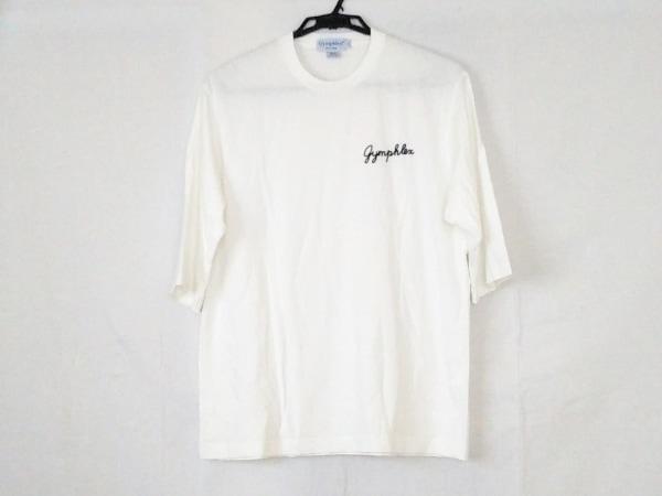 Gymphlex(ジムフレックス) 半袖Tシャツ サイズL メンズ 白