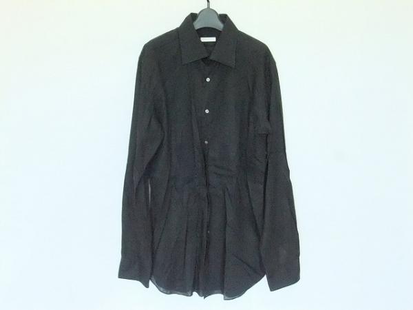 DESIGNWORKS(デザインワークス) 長袖シャツ サイズ40 M メンズ 黒