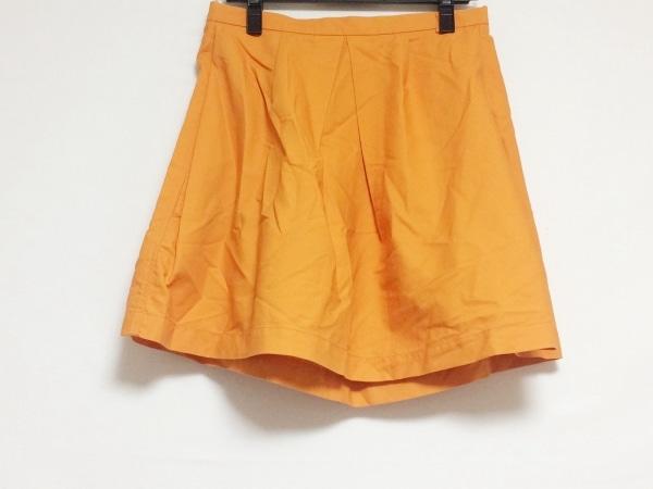 SOFIE D'HOORE(ソフィードール) スカート サイズ38 M レディース美品  オレンジ