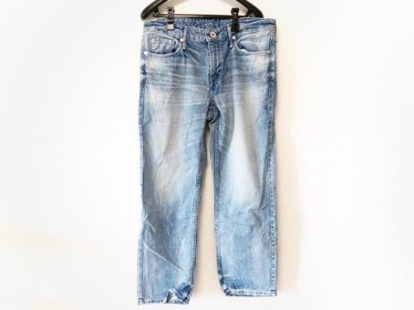 upper hights(アッパーハイツ) パンツ サイズ26 S レディース ブルー