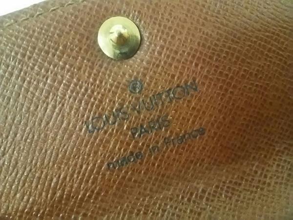 ルイヴィトン キーケース モノグラム ミュルティクレ4 M62631 モノグラム・キャンバス