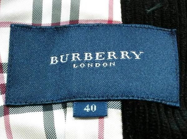 Burberry LONDON(バーバリーロンドン) ジャケット サイズ40 M メンズ 黒