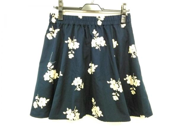 アースミュージック&エコロジー スカート サイズM レディース 花柄