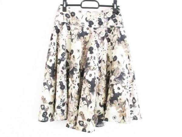 Paul+ PaulSmith(ポールスミスプラス) スカート サイズ38 L レディース美品  花柄