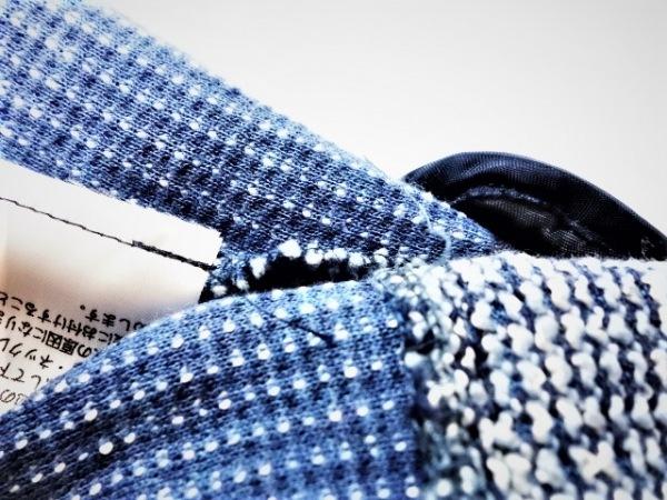 エムズグレイシー ジャケット サイズ38 M レディース ライトブルー×ネイビー