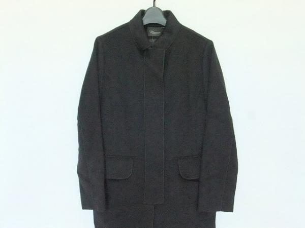 Unaca(アナカ) コート サイズ38 M レディース 黒 冬物