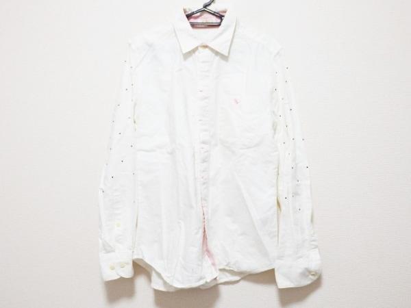 エデュケーションフロムヤングマシーン 長袖シャツ サイズ3 L メンズ ラインストーン