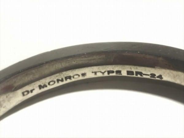 Dr.MONROE(ドクターモンロー) バングル 金属素材 シルバー