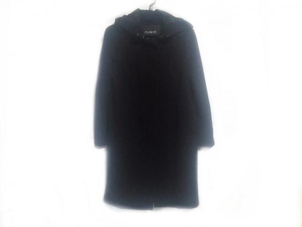 LOUNIE(ルーニィ) コート サイズ36 S レディース 黒 冬物