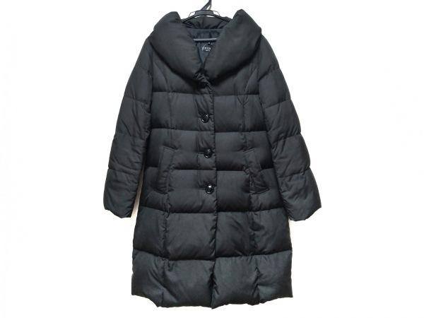 m's select(エムズセレクト) ダウンコート サイズ38 M レディース美品  黒 冬物