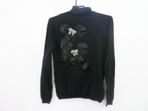 Chesty(チェスティ) 長袖セーター サイズF レディース 黒