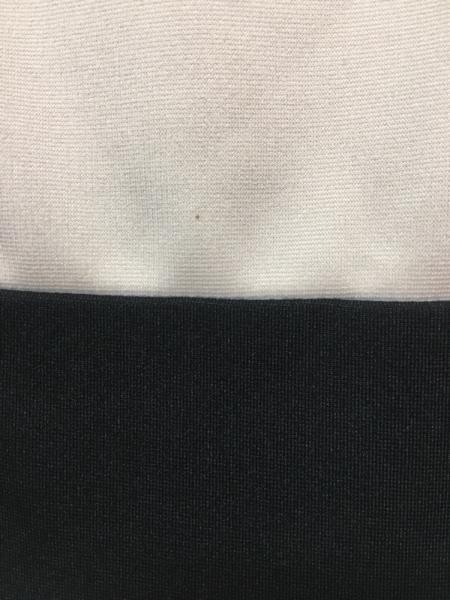 ティアクラッセ ワンピース サイズS レディース美品  ベージュ×黒 ボーダー
