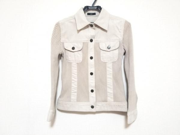 INED(イネド) ジャケット サイズ9 M レディース美品  ベージュ