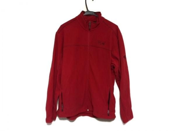 MountainHardwear(マウンテンハードウェア) ブルゾン メンズ美品  - - レッド