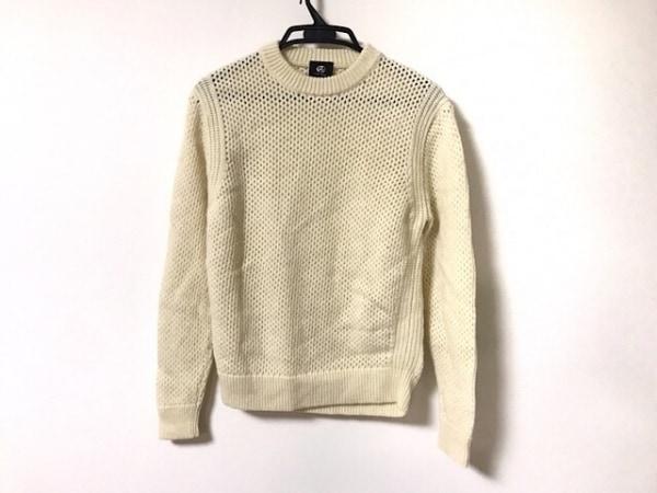 PaulSmith(ポールスミス) 長袖セーター サイズL レディース美品  アイボリー
