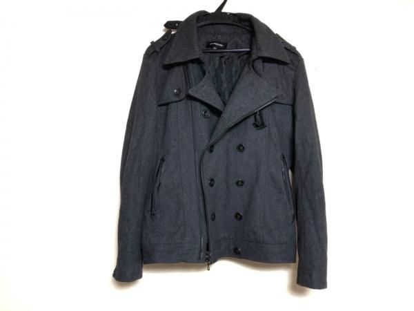 JACKROSE(ジャックローズ) コート サイズL メンズ グレー 冬物