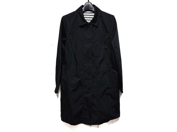 ジェイプレス コート サイズ11 M レディース美品  春・秋物/リバーシブル/ボーダー