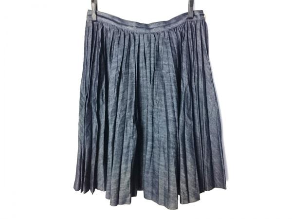 beautifulpeople(ビューティフルピープル) スカート サイズ36 S レディース ネイビー