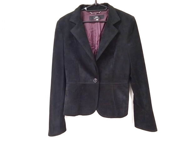 INED(イネド) ジャケット サイズ9 M レディース美品  黒